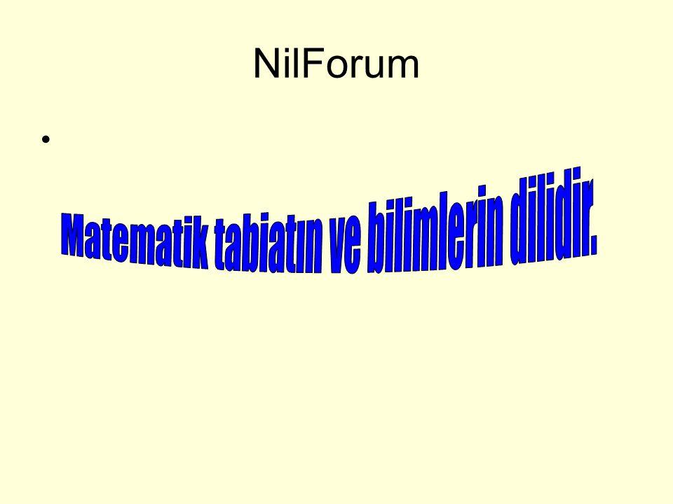 NilForum