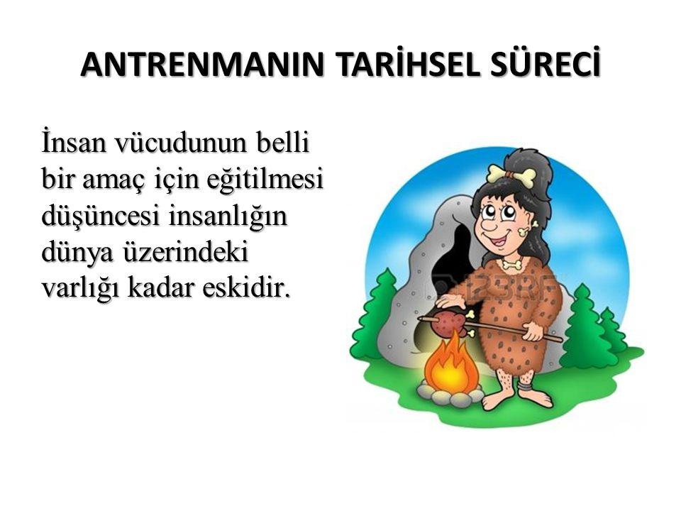 Sedat Muratlı'ya göre; Sporcunun kendi en yüksek verimine ulaşabilmesi için, planlı biçimde yaptığı bedensel ve ruhsal çalışmaların tümüdür.