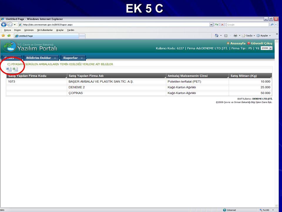 EK 5 C