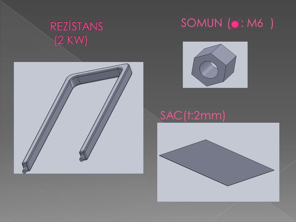 SOMUN ( : M6 ) SAC(t:2mm)