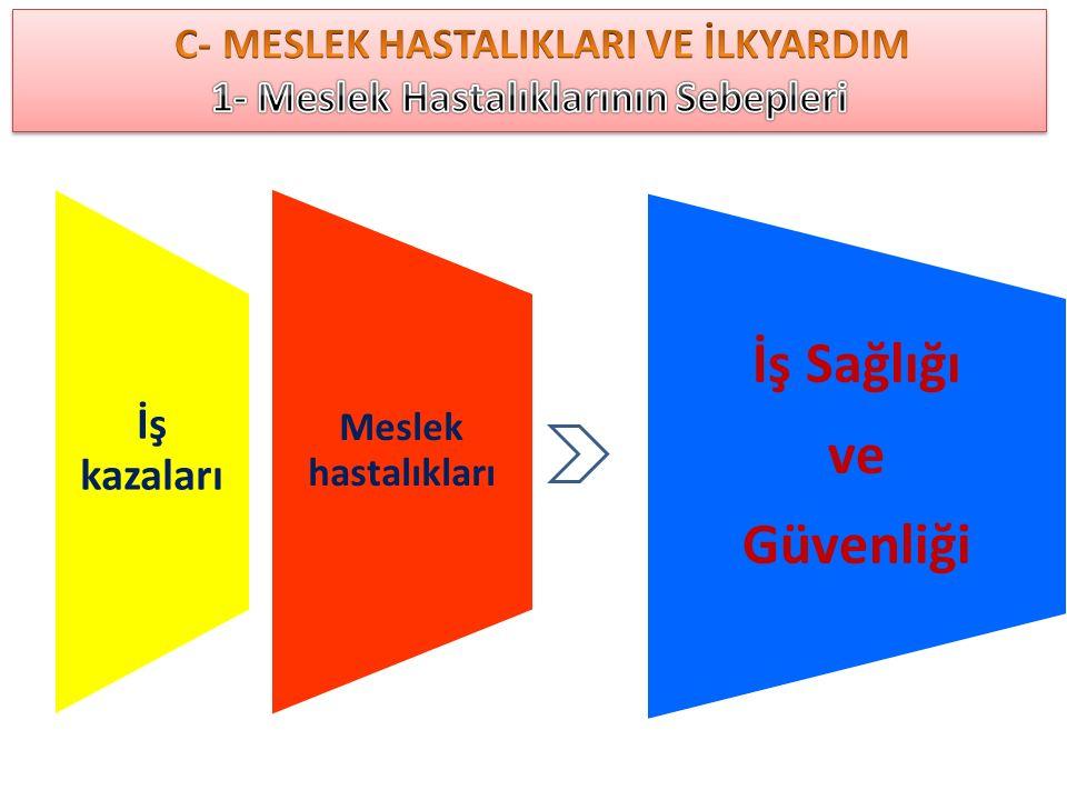 II.İKİNCİL KORUMA (SEKONDER KORUMA) IZLEME YASAL YAKLASIM III.