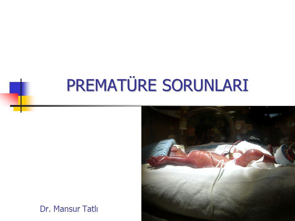 Tanı İlk yaklaşım Klinik durumun tanımlanması Uygun tarama yöntemi -Risk altındaki prematüre bebeklerin kraniyal USG ile taranması -LP yapılması BOS'ta bol eritrosit, protein yüksekliği