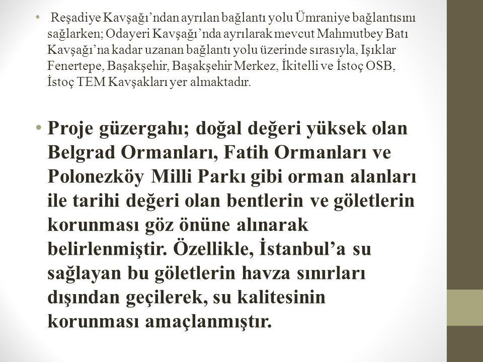 PROJENİN AVANTAJLARI Konumu gereği uluslararası ticarette transit geçiş görevi gören Türkiye'nin mevcut havalimanlarının yetersizliğini giderecek olması.