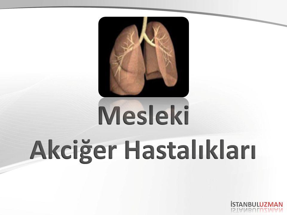 Bisinosis (Bisinoz) Göğüste sıkışma, öksürük ve solunum yollarında tıkanıklık olur.