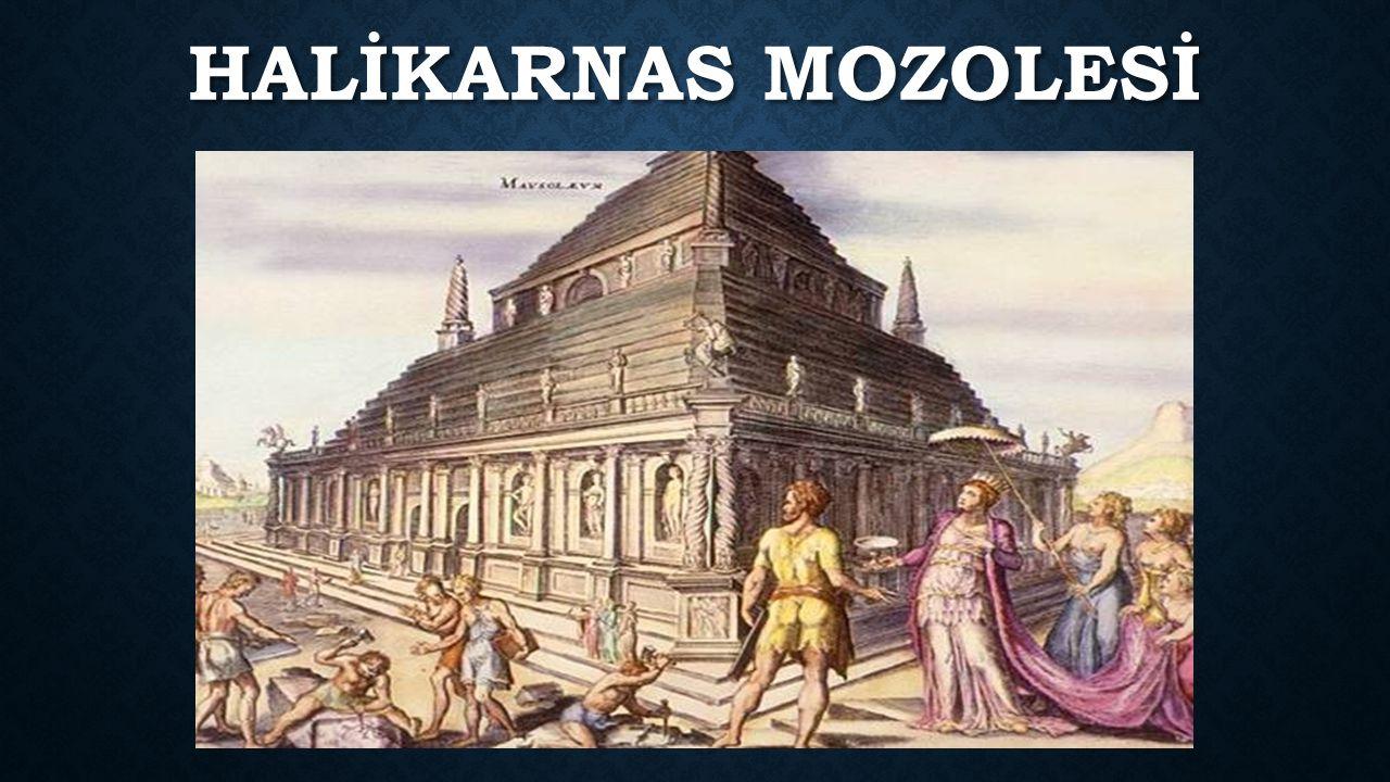 HALİKARNAS MOZOLESİ