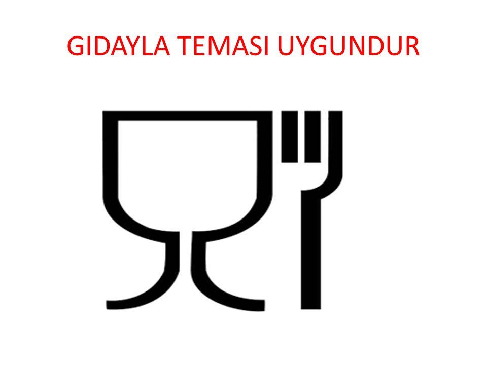 GIDAYLA TEMASI UYGUNDUR