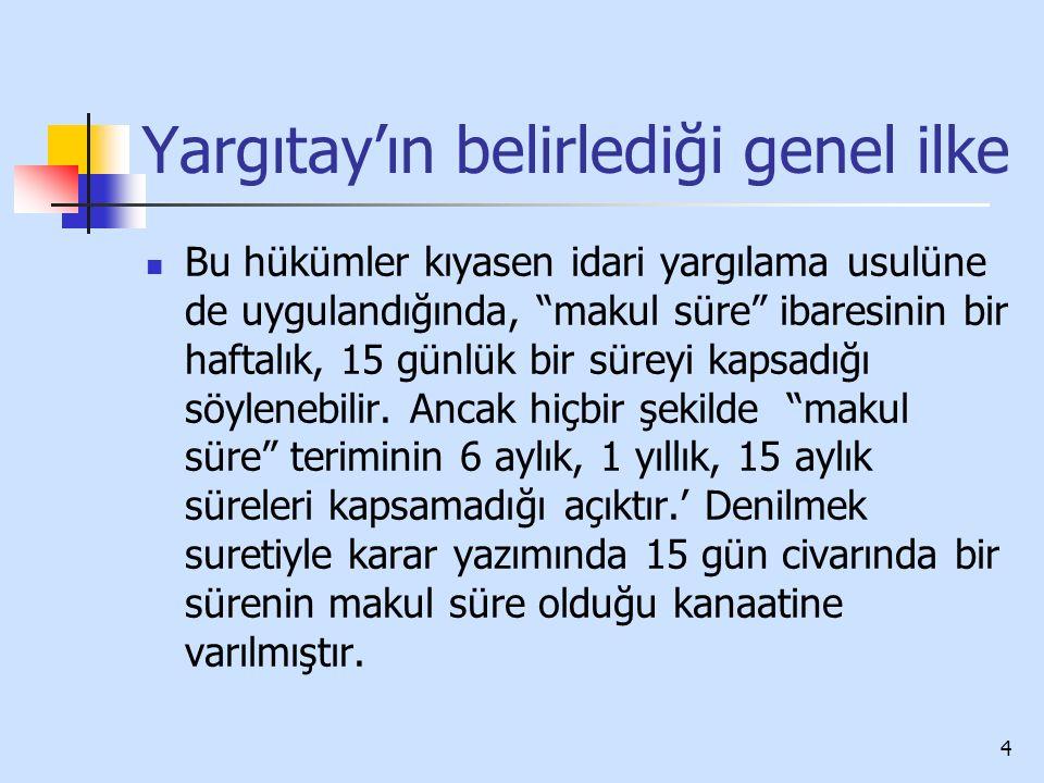 5 İstanbul- Ankara ve Kırıkkale karşılaştırması İstanbul da bir hakim aylık 60-70 (bazen 110) esas dosya 70-80 civarında yürütme çıkarırken, Ankara' da Esas 50-60 Yürütme-20-25 Kırıkkale'de aylık 15-20 Esas dosya 5-6 Yürütme dosyası sonuçlandırıyor.