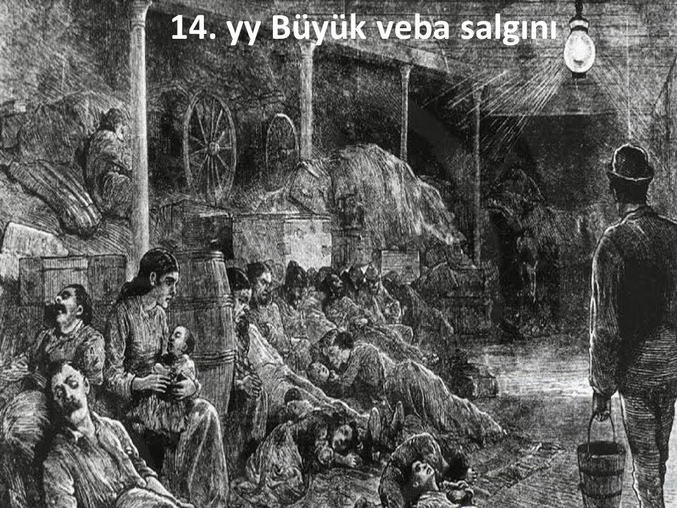 14. yy Büyük veba salgını