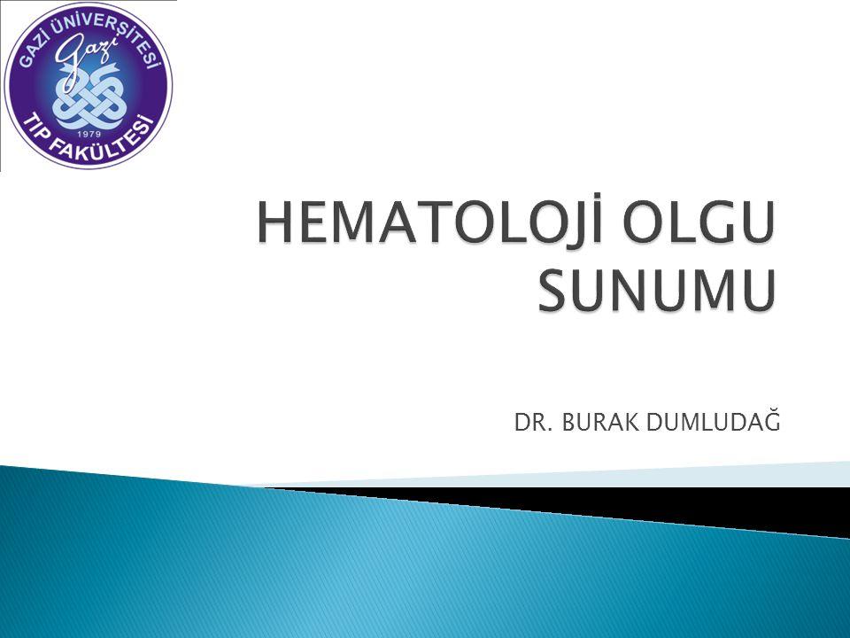 DR. BURAK DUMLUDAĞ