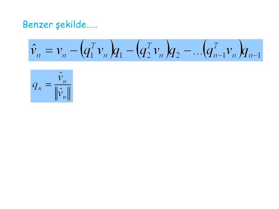 Hep R n ' deydik fonksiyon uzayında neler oluyor acaba.