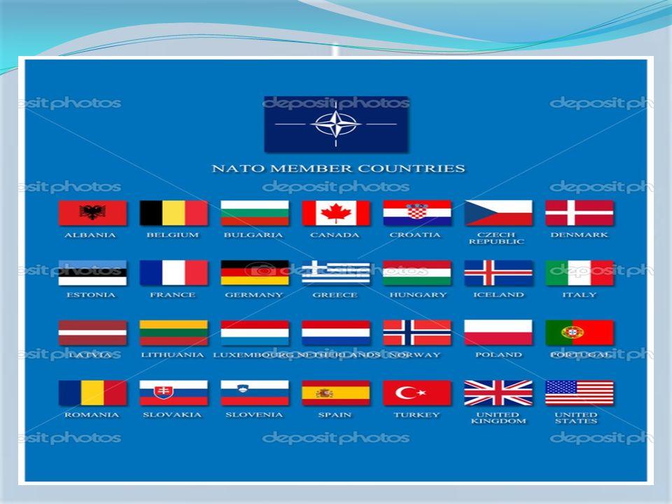 NATO'nun Amacı Üye ülkelerin Kuzey Atlantik bölgesinde istikrar ve refahı geliştirme barış, savunma ve güvenliklerini korumak için birlikte hareket edeceklerini konusunda kararlıdırlar.