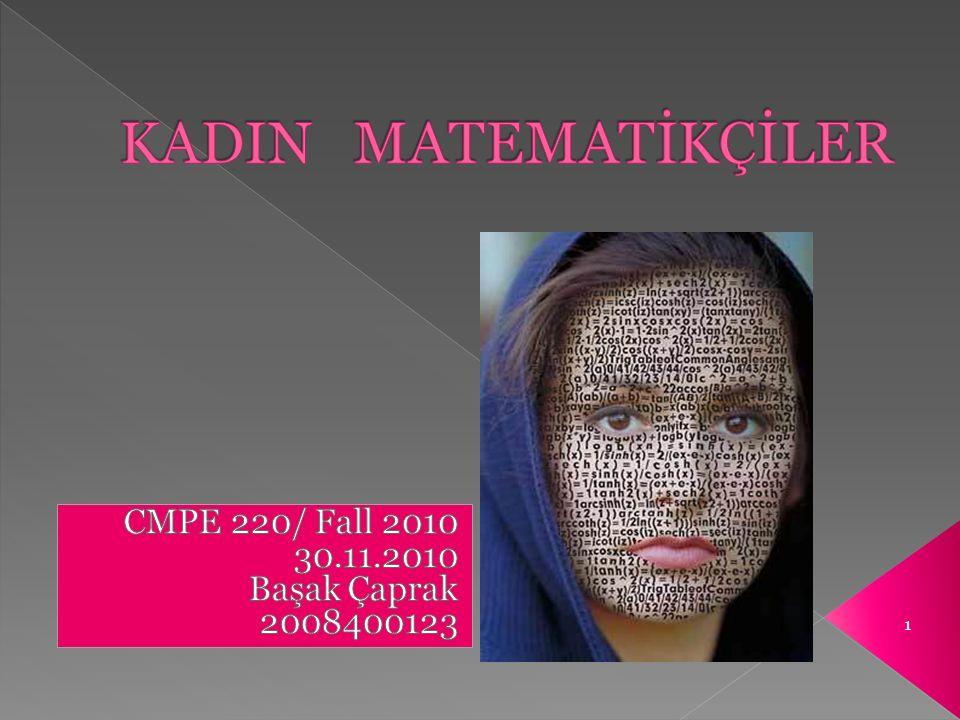  Matematik Dünyası 2005 Bahar sayısı  Kadın Matematikçiler- Ercan Kumcu  http://coilhouse.net/2008/12/ada-lovelace- foun http://coilhouse.net/2008/12/ada-lovelace- foun  www.matematiknet.comder-of-scientific- computing/ www.matematiknet.comder-of-scientific- computing/  www.matder.org.tr 12