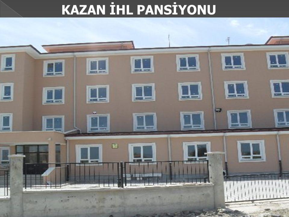 KAZAN İHL PANSİYONU