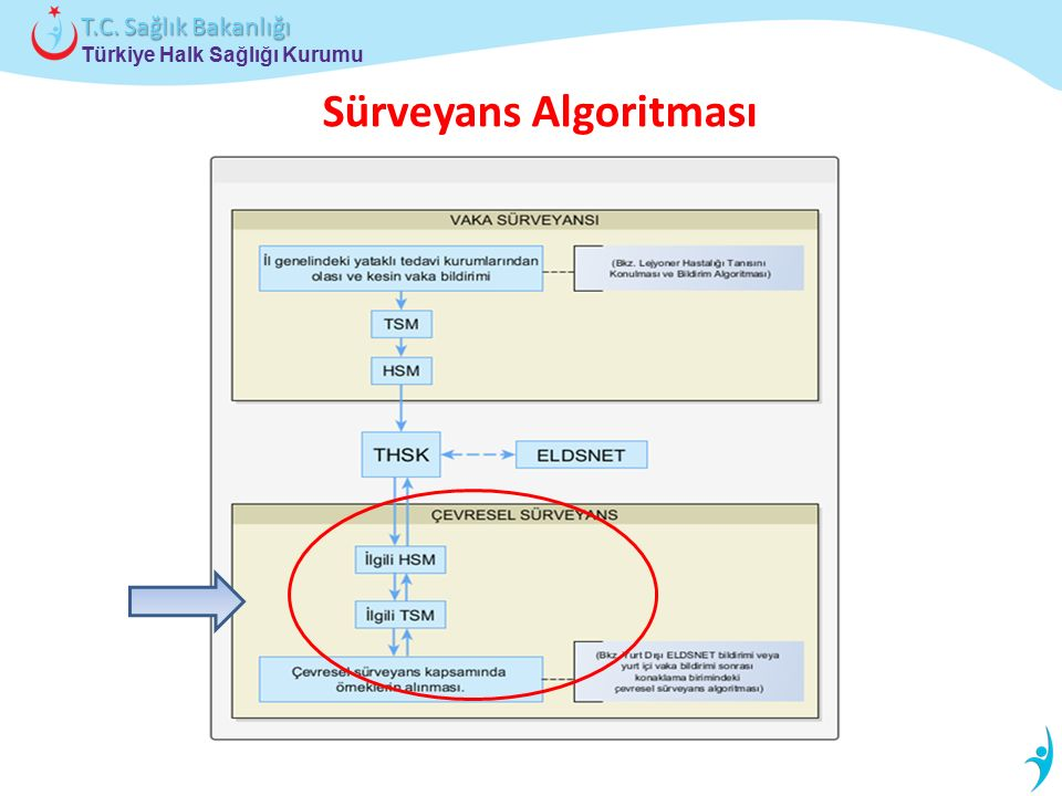 Türkiye Halk Sağlığı Kurumu T.C. Sağlık Bakanlığı Sürveyans Algoritması