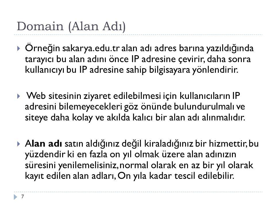 Ücretli Hosting ve Domain Siteleri  Türk Ticaret profesyonel olarak alan adı ve barındırma hizmeti sa ğ layan bir firmadır.
