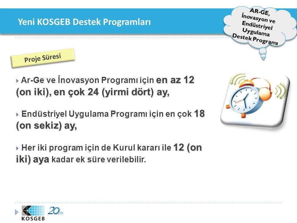 Yeni KOSGEB Destek Programları 5. Girişimcilik Destek Programı 5. Girişimcilik Destek Programı