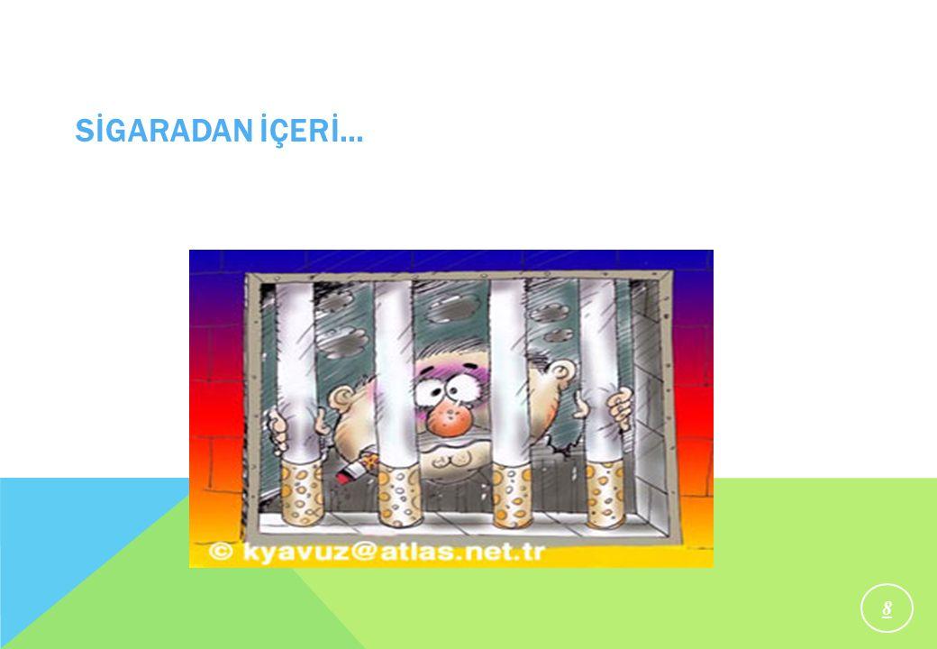 SİGARADAN İÇERİ... 8