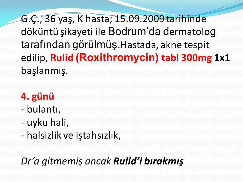 Dr. Keramettin ŞAR 31. Mart. 2010 Acıbadem Kadıköy Hastanesi