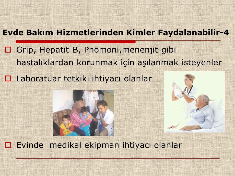 Hemşire Sağlık kuruluşunda kadrolu en az dört hemşire görev yapar.