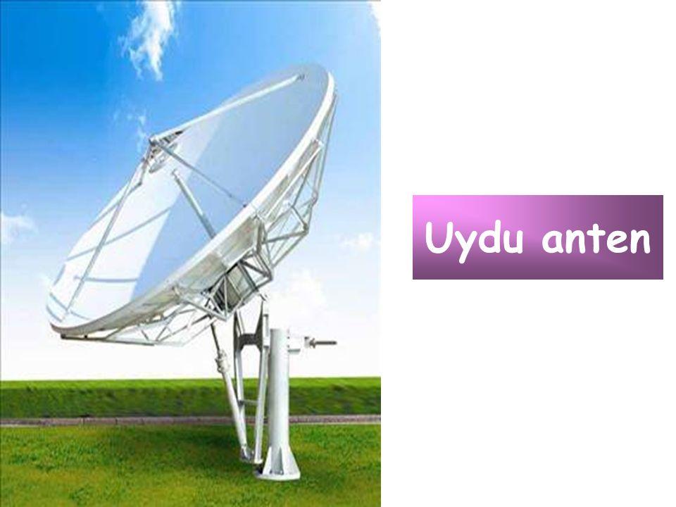 Uydu anten