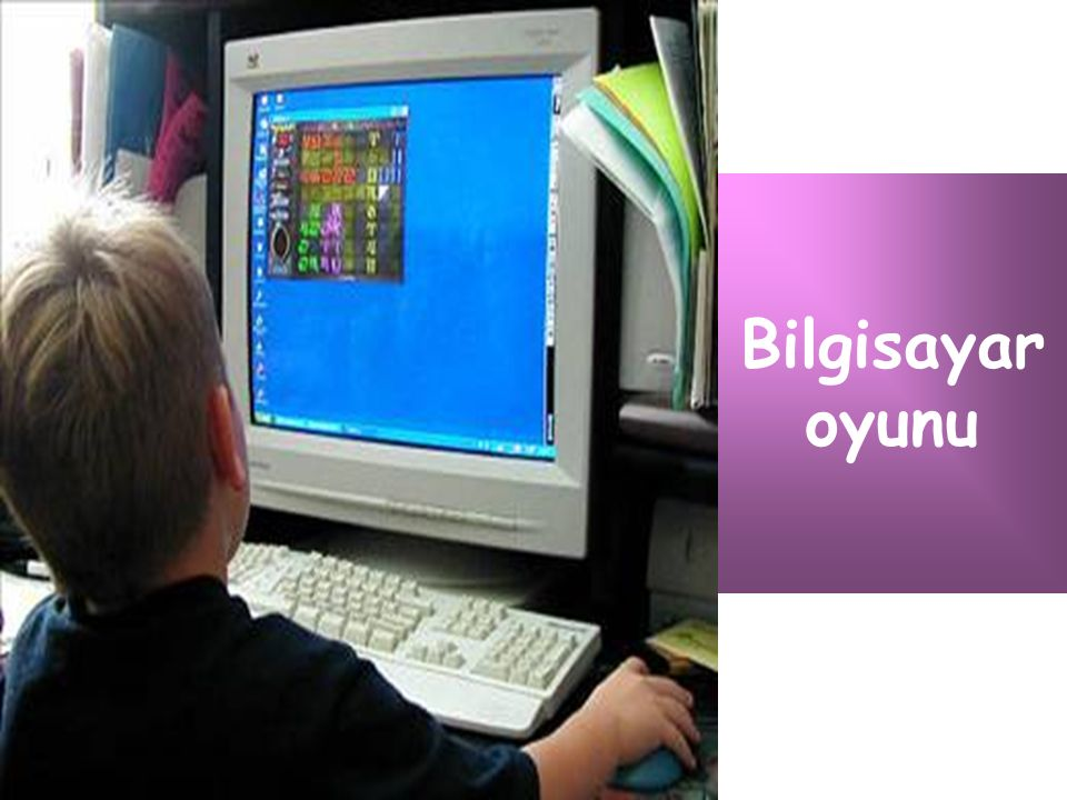 Bilgisayar oyunu