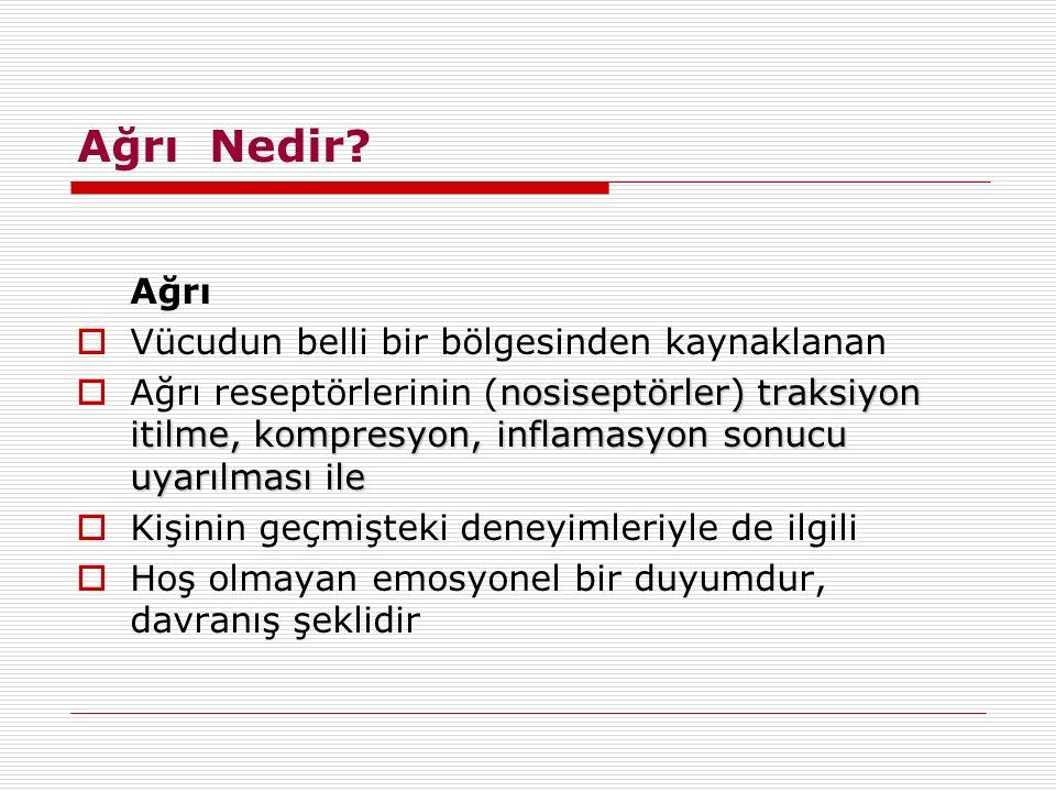 1.Migren 2. Gerilim tipi BA 3.