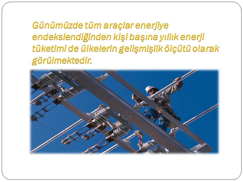 Önemi artan enerji kaynaklarının paylaşımı için ülkeler arasında sorunlar çıkmaktadır.