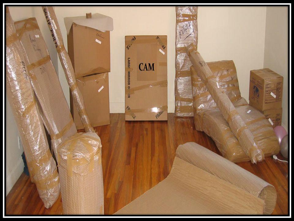 Yapılan mobilyaları depolama ve taşıma sırasında, karşılaşılacak dış etkilerden korumak amacıyla resim 1.2 deki resim çerçevesinde olduğu gibi uygun bir ambalaj malzemesiyle kaplamak gerekir.