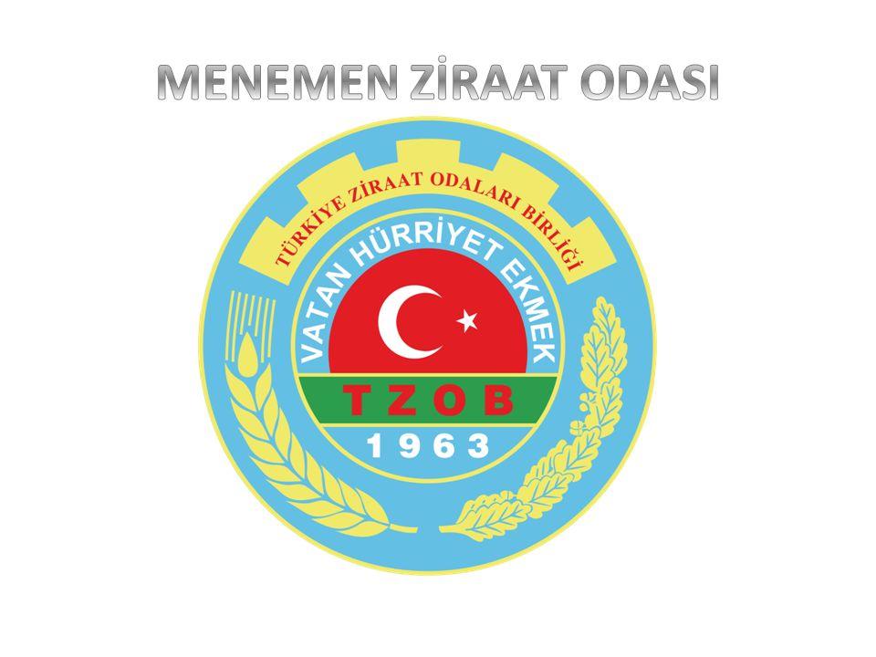 BAŞARILI ÜRETİCİ ÖRGÜT MODELLERİ EĞİTİM ÇALIŞTAYI Ziraat Odaları ve Ziraat Odaları Birliğinin kuruluşu, görevleri ve yetkileri