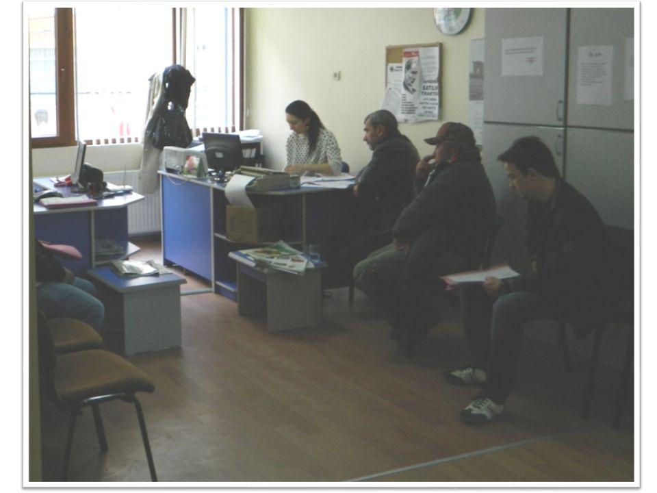 Oluşan oda meclis üyeleri arasından bir meclis başkanı ve bir başkan vekili seçilir.