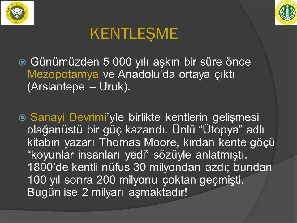 ANADOLU'DAKİ ÖNEMLİ YERLEŞİM YERLERİ  Anadolu'da kuruluşları 5000-12000 yılları arasında değişen bir çok eski yerleşim yeri bulunmaktadır:  Gökçeada'da 5000 yıllık Yeni bademli höyüğü ile 8000 yıllık Uğurlu Höyüğü  Konya'nın Çumra ilçesinde 9000 yıllık Çatalhöyük  Malatya'da 8000 yıllık Cafer höyük (Baraj Suları altında)  Ergani (Diyarbakır)'de yer alan 8000 yıllık Çayönü  Urfa Göbeklitepe (12.000 yıl)