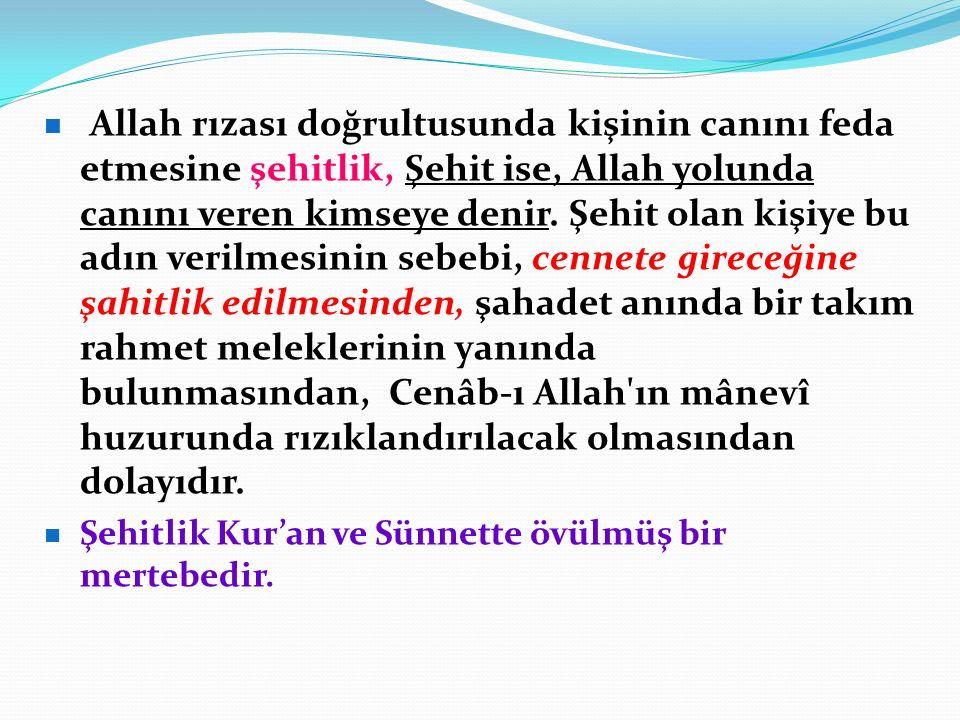 Yarbay Hasan Bey İmam efendi La havle vela kuvvete illa billahil Aliyyil azim duasını 33 kere okuyun dedi.