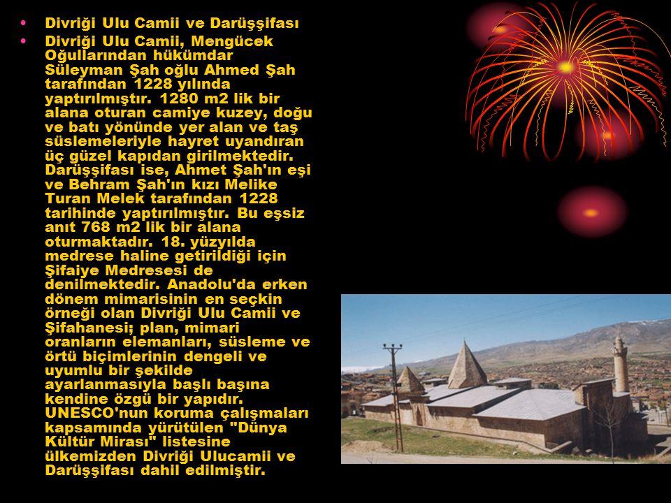 Sivas Folklorik Değerleri Sivas halk oyunları çok zengin ve çeşitlidir.
