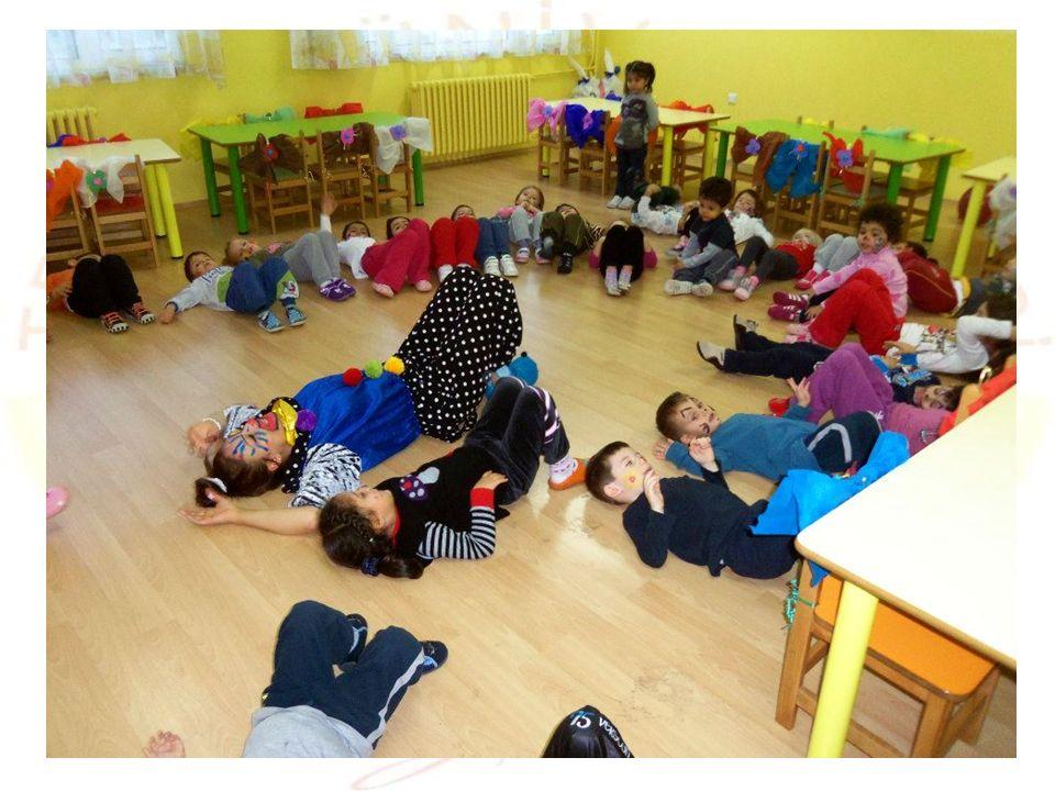 Anaokulumuzda öğrencilerimizin dinlenmeleri için hazırlanmış olan dinlenme odası da mevcuttur.