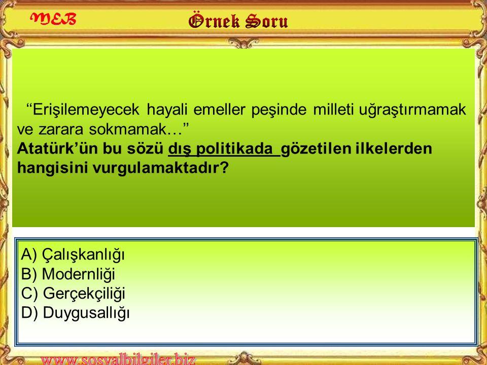 Lozan Barış Antlaşması'nda kurulan Boğazlar Komisyonu, aşağıdakilerden hangisiyle kaldırılmıştır? A İ O 2010 A) Montrö Sözleşmesi B) Ankara Antlaşması