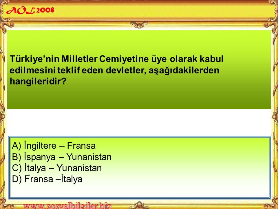I- Yabancı Okullar Sorunu II- Musul Sorunu III- Hatay Sorunu IV- Boğazlar Sorunu Atatürk Döneminde Türkiye Cumhuriyeti'nin dış siyasetinde yaşanan yuk