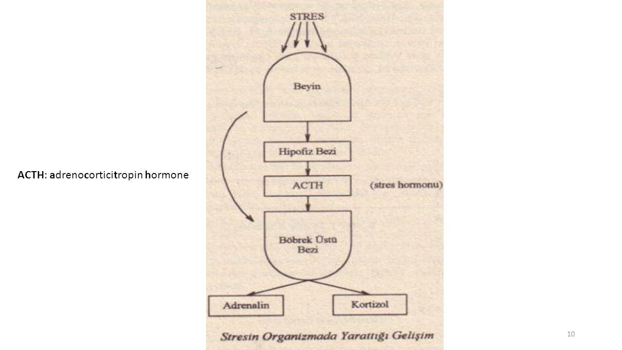 Turgut Göksu10 ACTH: adrenocorticitropin hormone