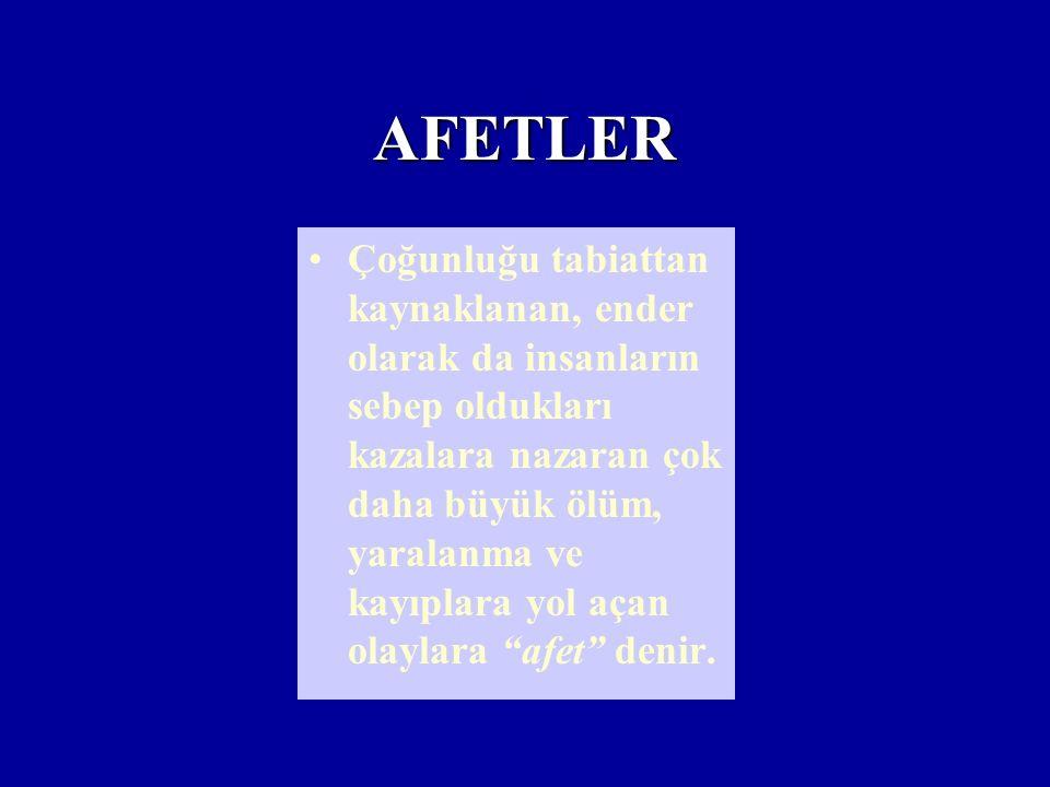 AFETLER