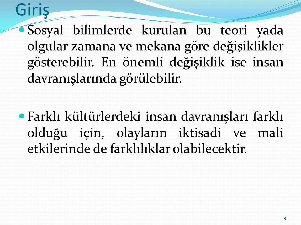 Türkiye'de Gelir Dağılımı Bu noktada iki görüş ortaya çıkmaktadır.
