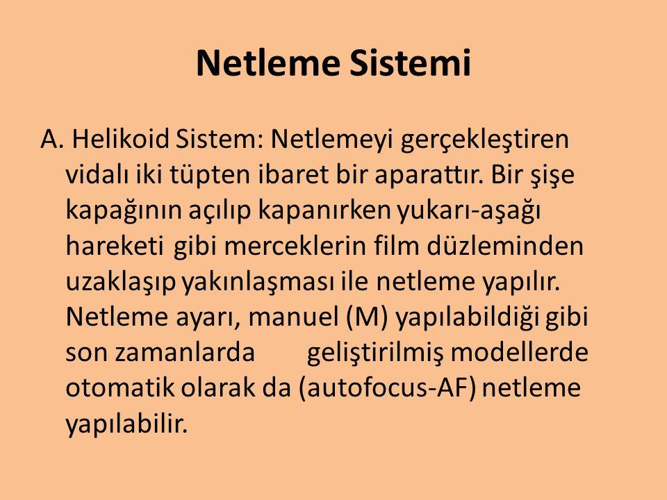 Netleme Sistemi A.