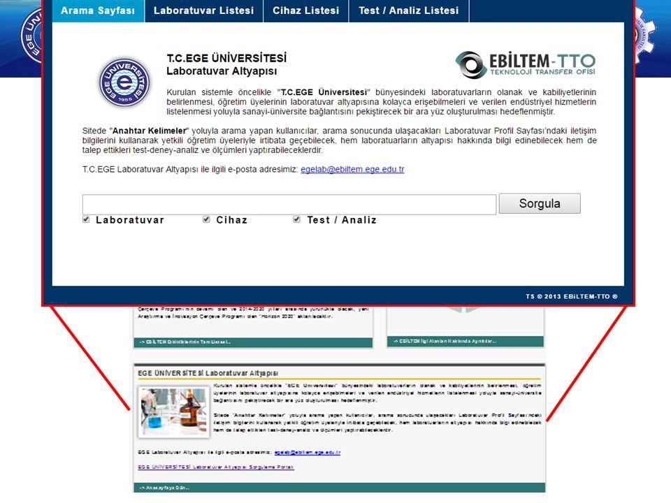 http://www. insaat. ege.edu.tr/ İnşaat Mühendisliği Bölümü