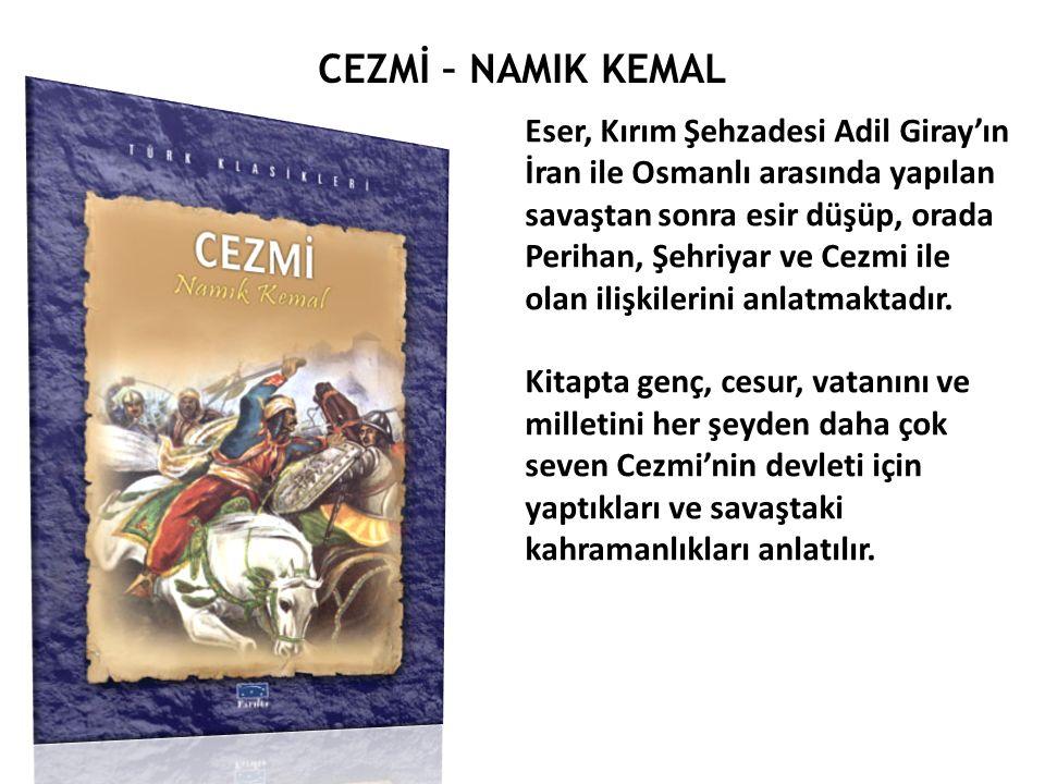 KARABİBİK – NABİZADE NAZIM Karabibik, Antalya'nın Kaş ilçesine bağlı Beyelik köyünde yaşamaktadır.