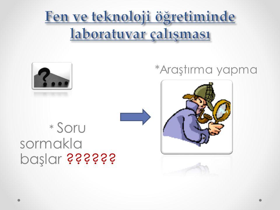 a) Yapılış Şekillerine Göre Bireysel Deneyler Öğrencinin bireysel olarak yaptığı deneylerdir.