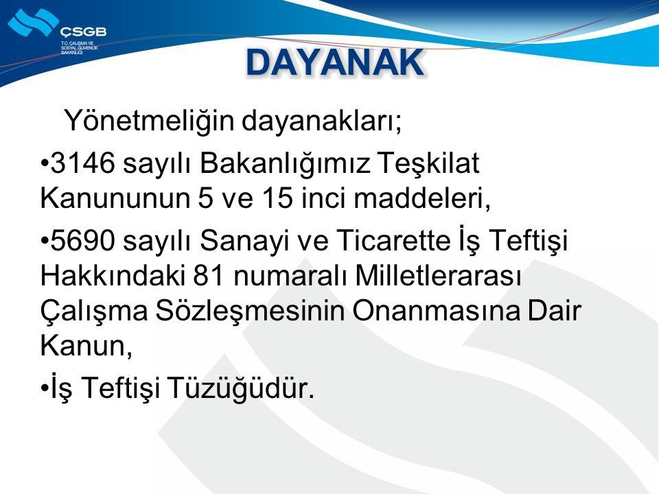 Kurulun merkezi Ankara'dadır.Bu merkez, müfettiş ve müfettiş yardımcılarının da görev merkezidir.