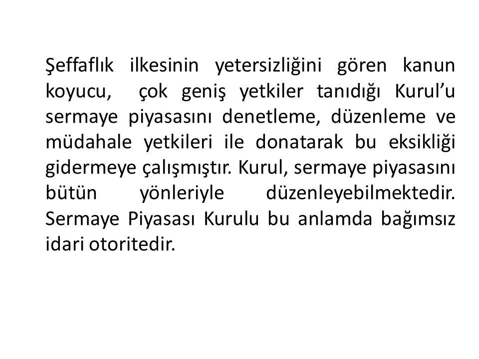 Yatırım kuruluşlarına, bir kamu tüzel kişisi niteliğinde olan Türkiye Sermaye Piyasaları Birliği'ne (TSPB) üye olma zorunluluğu da getirilmiştir.
