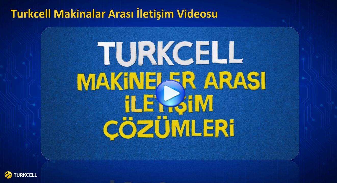 TURKCELL SIR Turkcell Makinalar Arası İletişim Videosu