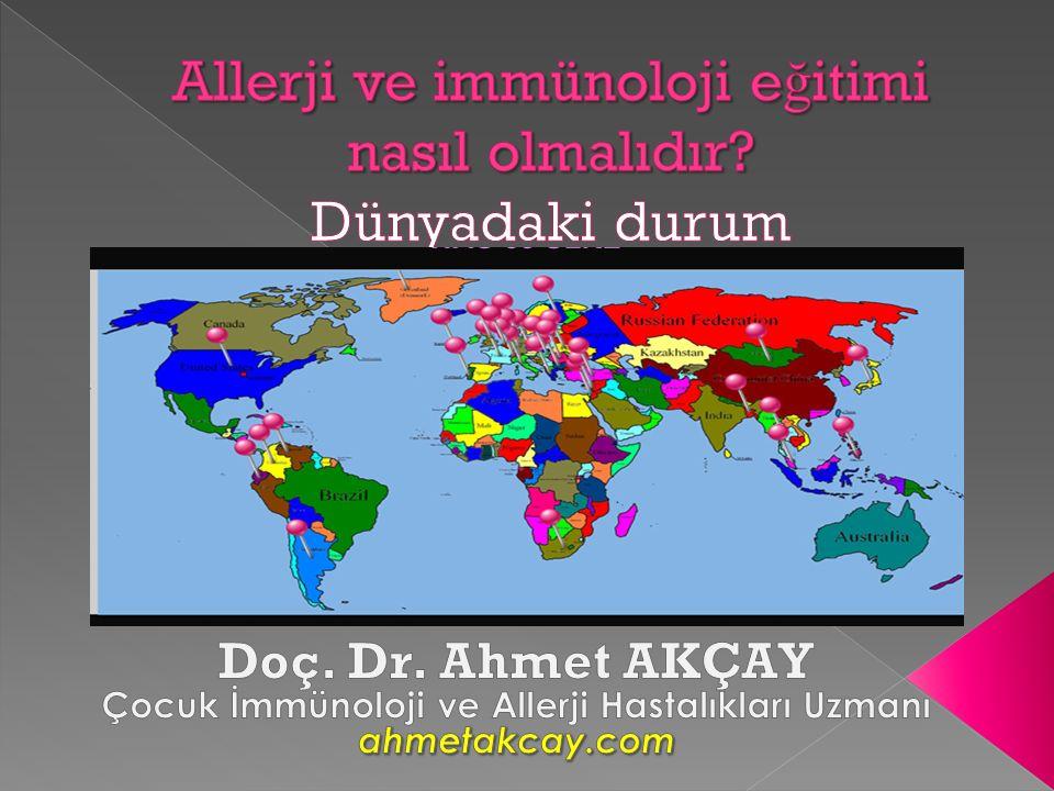  Ayaktan hastalarda › Allerjik hastalıklar ve primer immun yetmezlik hastaları