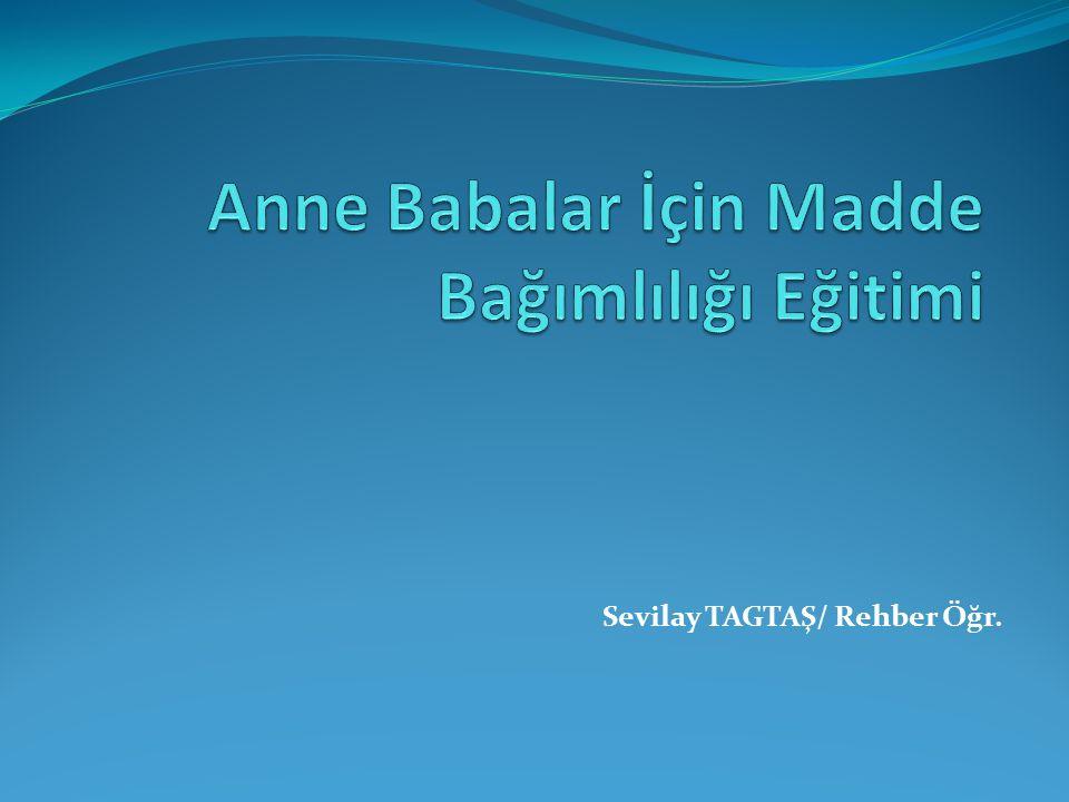 Sevilay TAGTAŞ/ Rehber Öğr.