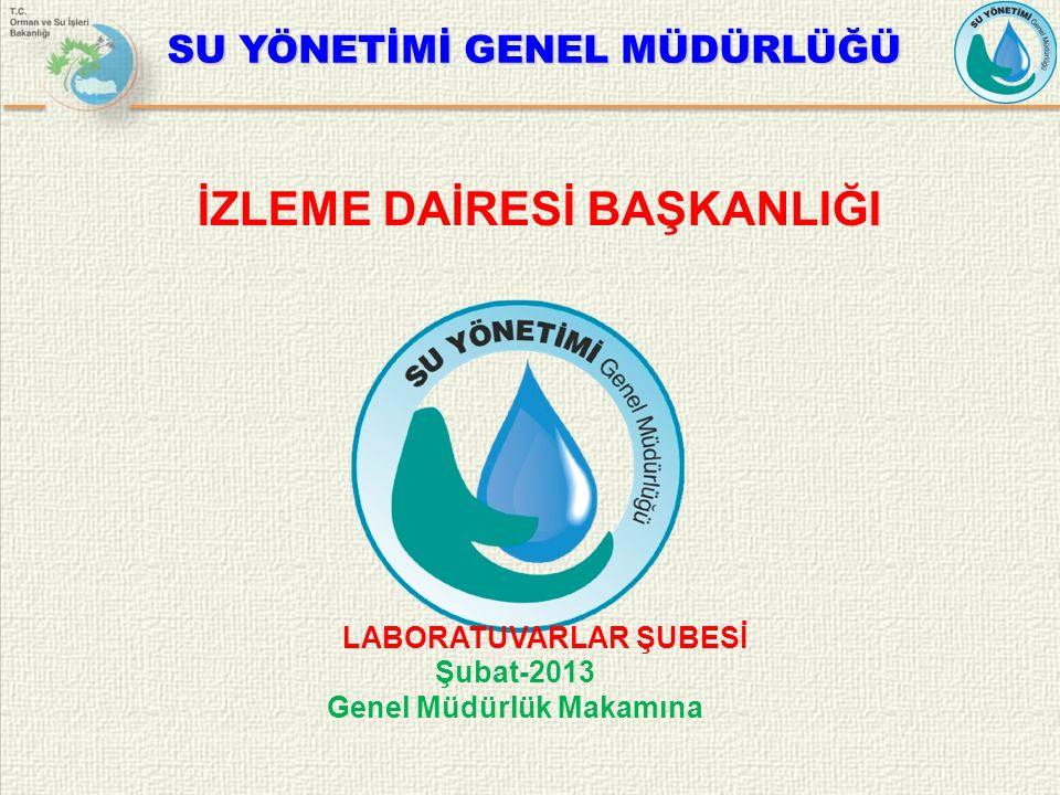 2 Merkezi Gerçek Zamanlı Nehir Su Kalitesi İzleme Sistemi ve Yeşilırmak İzleme Sistemi Mülga Çevre ve Orman Bakanlığı'nın müşteri kurum, Ankara Üniversitesi ile Hitit Üniversitesinin proje yürütücüsü olduğu TUBİTAK KAMAG Projesi kapsamında 2 Adet Gerçek Zamanlı Ölçüm İstasyonu kurulmuştur.