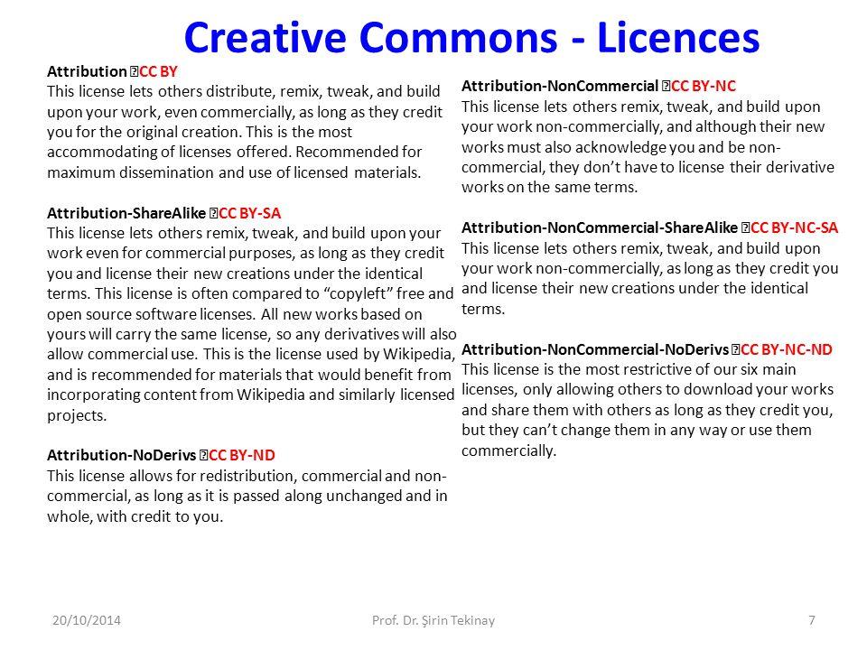 CC-Türkiye Communia Network – Creative Commons 2009'dan beri: MoU Anlaşma imzalandı Üniversitelerarası işbirliği modeli TÜBİTAK...